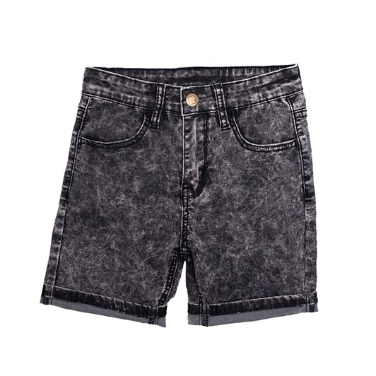 Rock Your Baby Black Wash Loyalty Denim Shorts