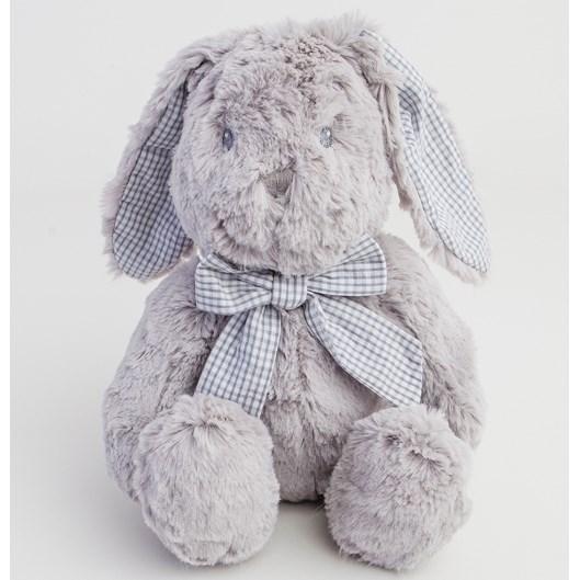 Gingerlilly Big Grey Sitting Rabbit