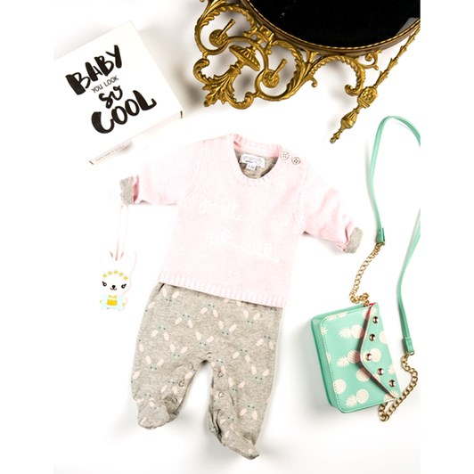 Gingerlilly Baby Just Chill Jumper