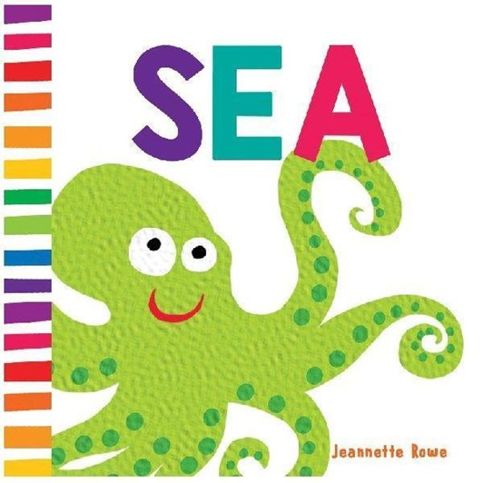 Blue Duck Books Sea Baby Board Book