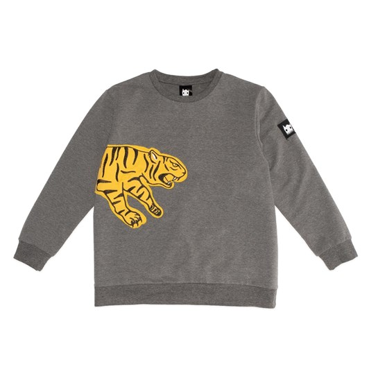 Band Of Boys Jumper A Line Pouncing Tiger