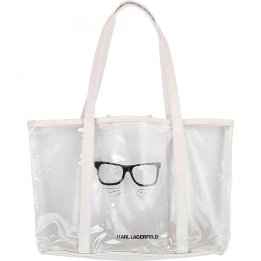 Karl Lagerfeld Kids Beach Bag
