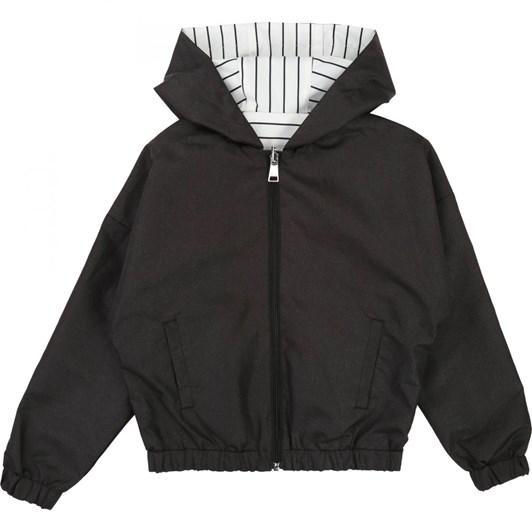 Karl Lagerfeld Kids Reversible Jacket