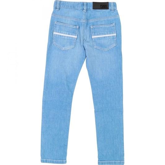 Karl Lagerfeld Kids Denim Trousers