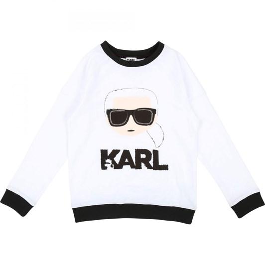 Karl Lagerfeld Kids Sweatshirt