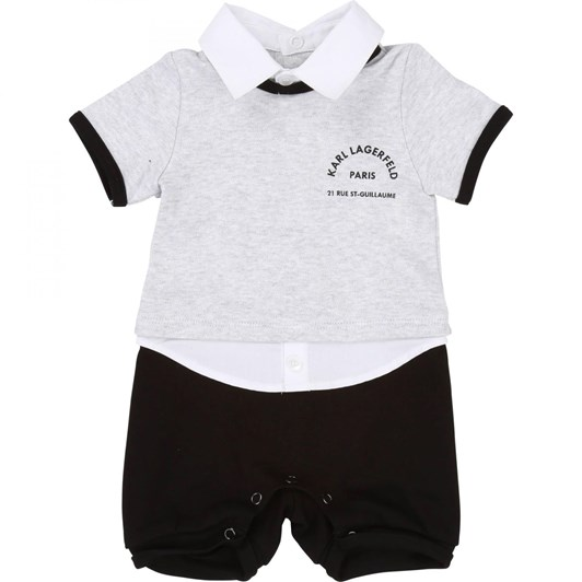 Karl Lagerfeld Kids Short All In One