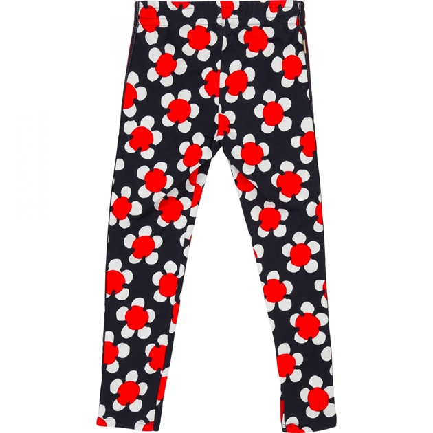 Little Marc Jacobs Jogging Bottoms - red-blue navy