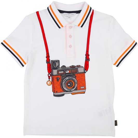 Little Marc Jacobs Polo Shirt