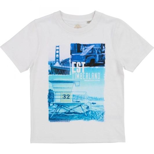 Timberland Short Sleeves Tee-Shirt