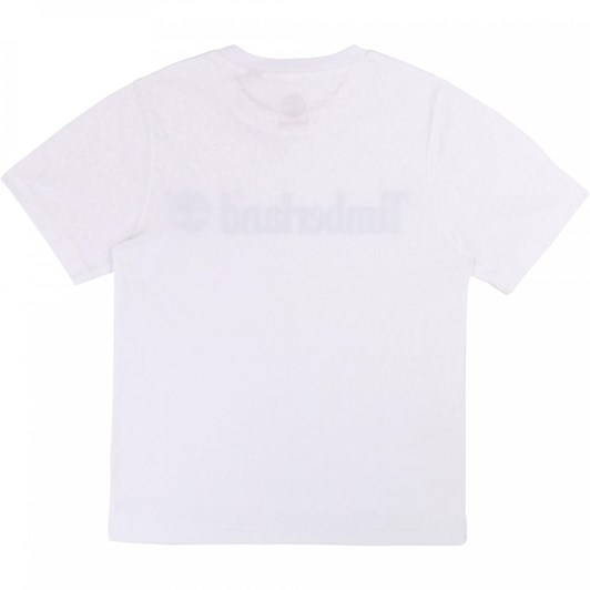 Timberland Short Sleeves Tee-Shirt 10-16Y