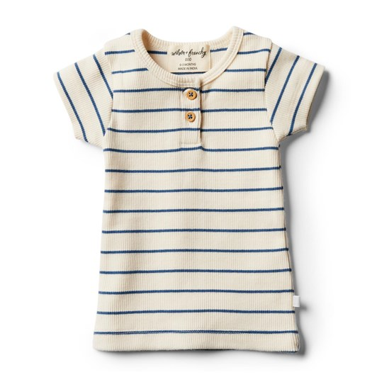 Wilson And Frenchy Stripe Tee