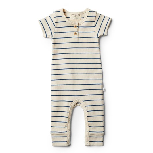 Wilson And Frenchy Stripe Growsuit
