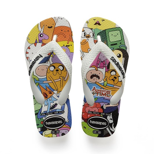 Havaianas Kids Adventure Time 0001