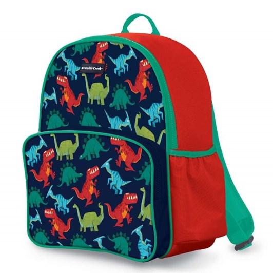 Croc Creek Backpack Dinosaurs