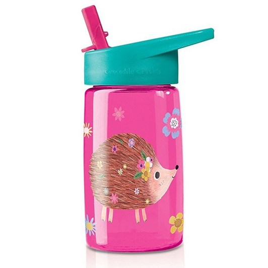 Croc Creek Tritan Drink Bottle Hedgehog