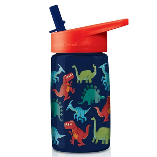 Croc Creek Tritan Drink Bottle Dinosaurs