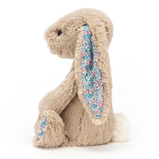 Jellycat Blossom Bashful Beige Bunny Small