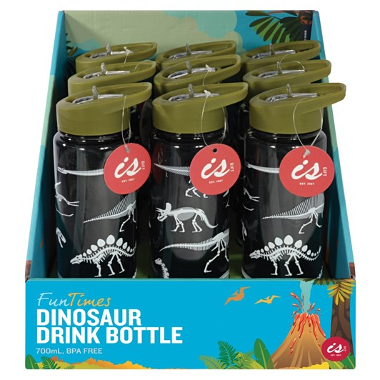 Independence Studios Gift Fun Times Dinosaur Drink Bottle