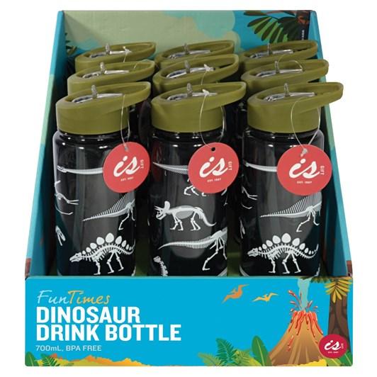 Independence Studios Gift Fun Times Dinosaur Drink Bottle