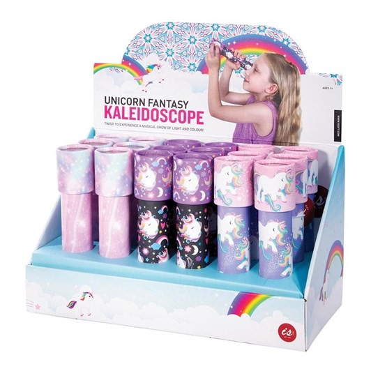 Independence Studios Gift Kaleidoscopes - Unicorn Fantasy