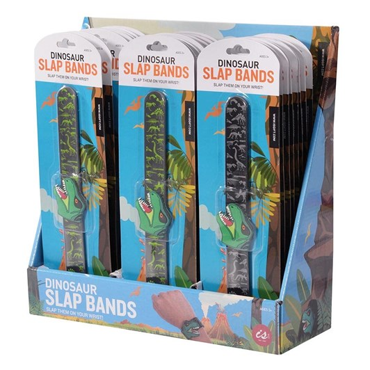 Independence Studios Gift Dinosaur Slap Bands