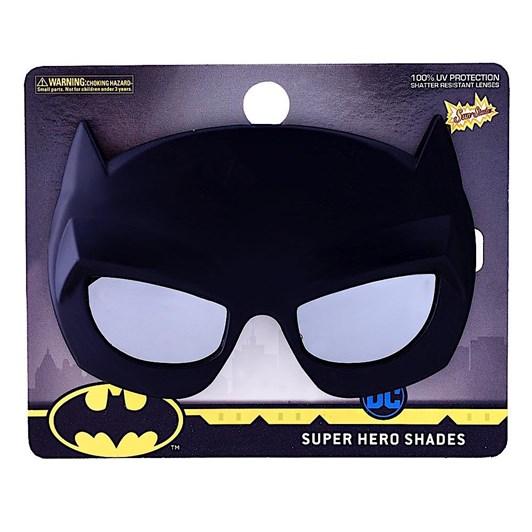 Sunstaches Lil Characters Batman Sun-Staches