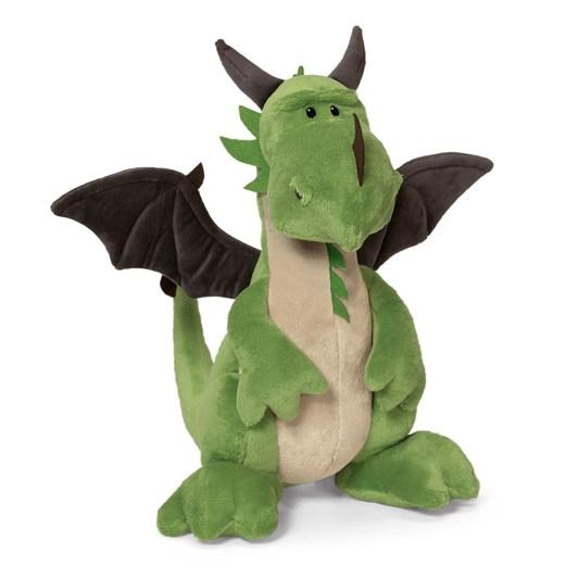 Antics Dragon Green Thorke 30Cm Sitting