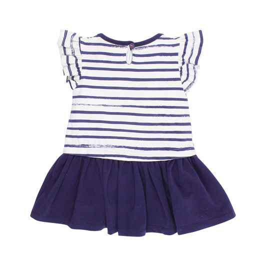 Fox & Finch Skipper Dachshund Stripe Dress