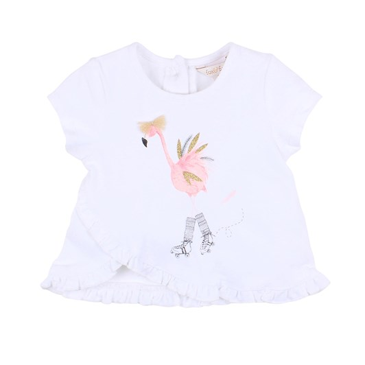 Fox & Finch Frolic Flamingo Tee
