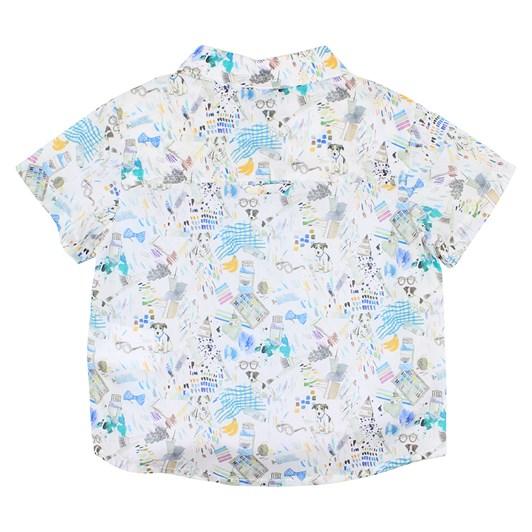 Fox & Finch Painter Liberty Shirt