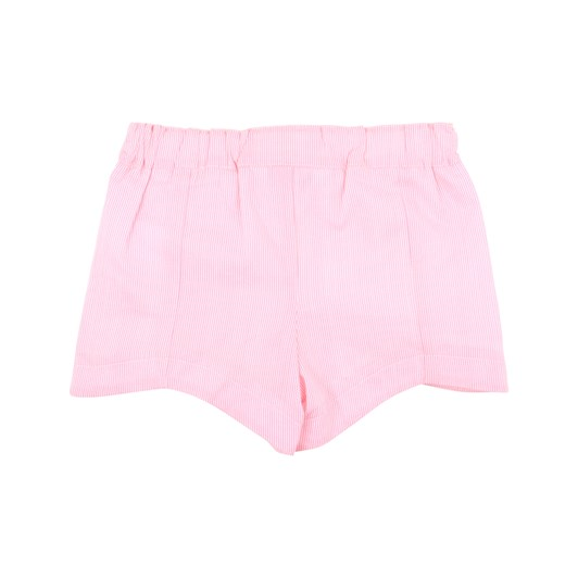 Bebe Flora Stripe Shorts