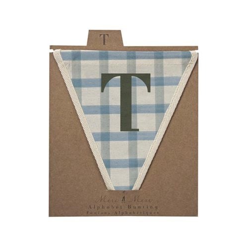 Oxted Checked T Pennant