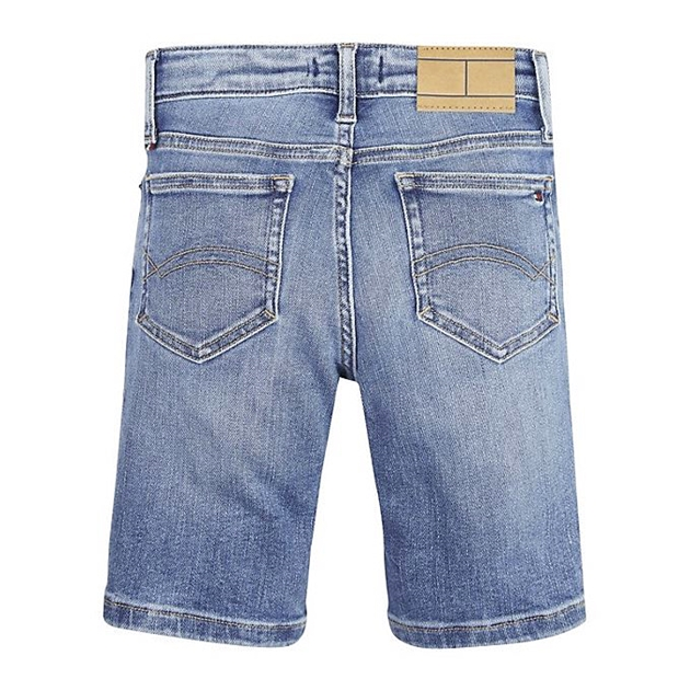 Tommy Hilfiger Steve Slim Tapered Shorts - 911 auth mdbl st