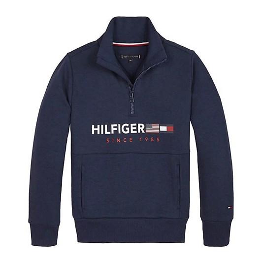Tommy Hilfiger Flags Interlock 1/2 Zip