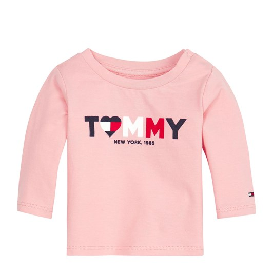 Tommy Hilfiger Baby Girl Tommy Tee L/S