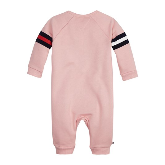 Tommy Hilfiger Baby Print Coverall L/S