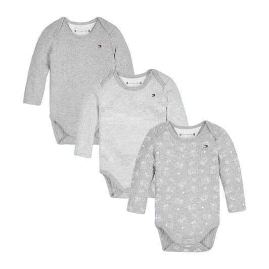 Tommy Hilfiger Baby Body Rib 3 Pack Giftbox