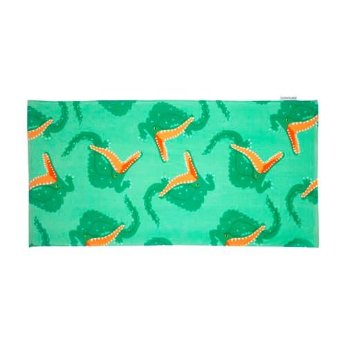 Sunnylife Kids Towel Croc