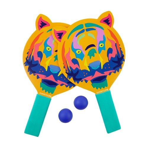 Sunnylife Kids Beach Bats Tiger