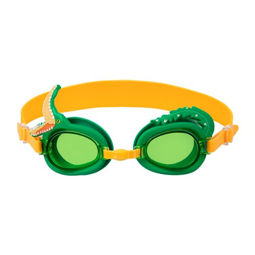 Sunnylife Shaped Swimming Goggles 3-9 Croc