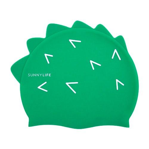 Sunnylife Shaped Swimming Cap 3-9 Croc