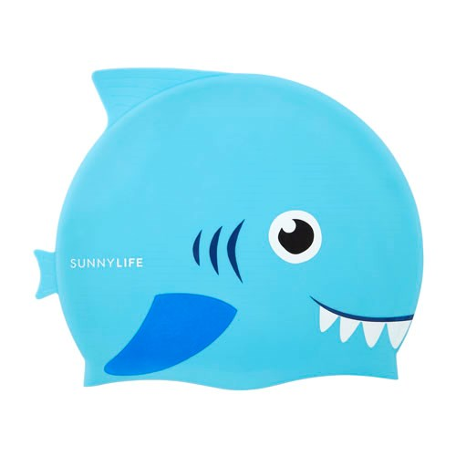 Sunnylife Shaped Swimming Cap 3-9 Shark