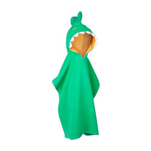 Sunnylife Kids Hooded Beach Towel Croc