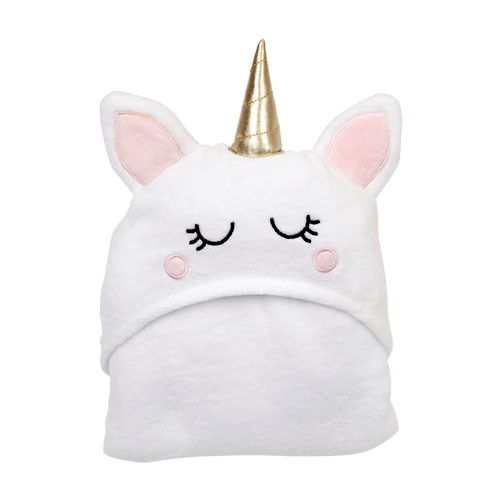 Sunnylife Kids Hooded Bath Towel Unicorn
