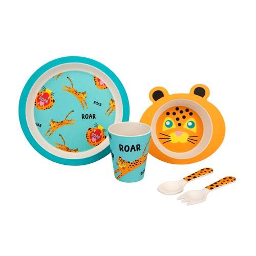 Sunnylife Eco Kids Meal Kit Jungle