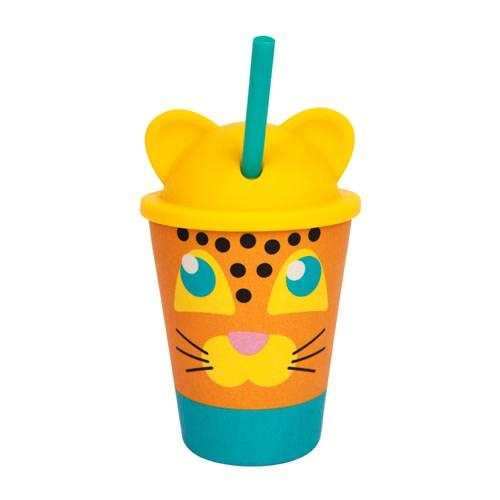 Sunnylife Eco Kids Tumbler Tiger