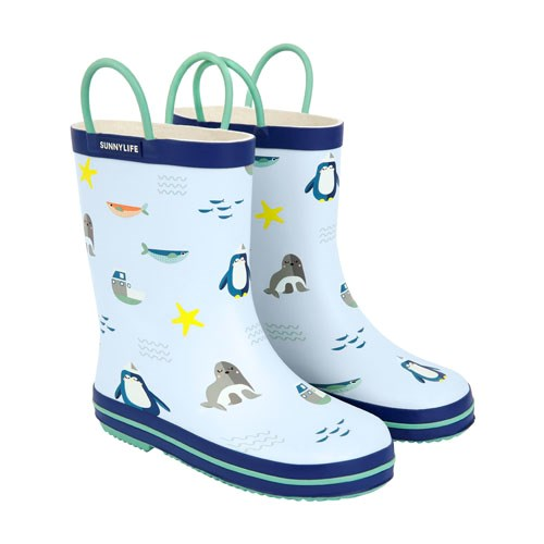 Sunnylife Kids Rain Boot 3-4 Explorer