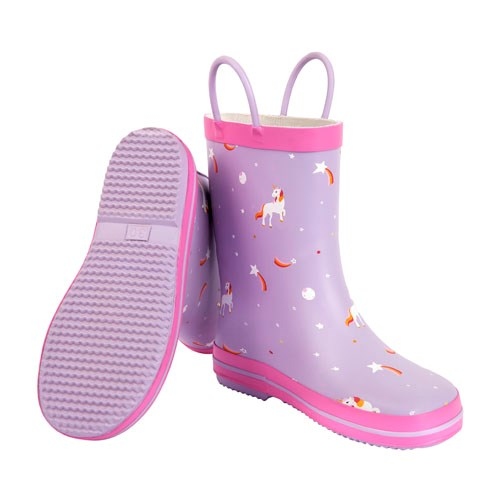 Sunnylife Kids Rain Boot 3-4 Stardust