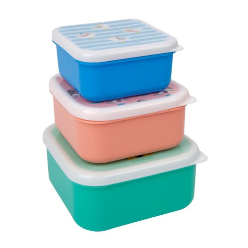 Sunnylife Kids Nested Containers Explorer