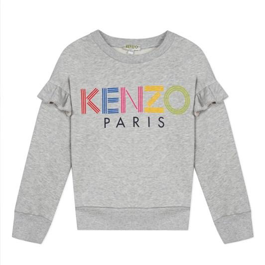 Kenzo Kids Sport Line Jg Sweat